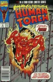 Human Torch, Saga Of The Original